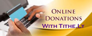 Donate Using Tithe.Ly